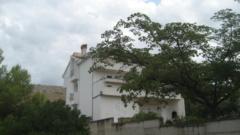 Apartmanska kuća, Grebaštica, Šibenik